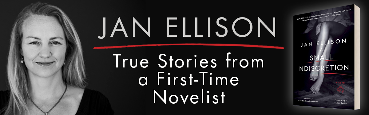 Jan Ellison newsletter banner